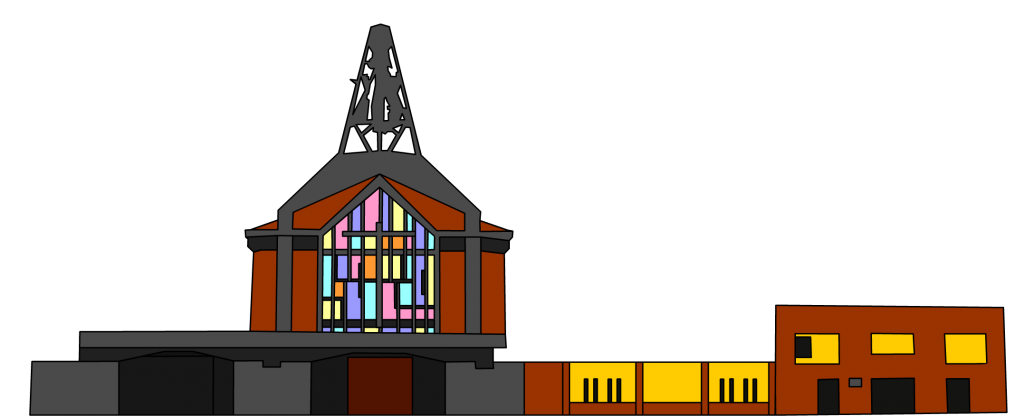 Logo Parrocchia/Oratorio Madonna di Fatima